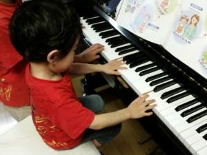 習いごとのピアノ