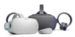 Oculus GoとOculus Quest